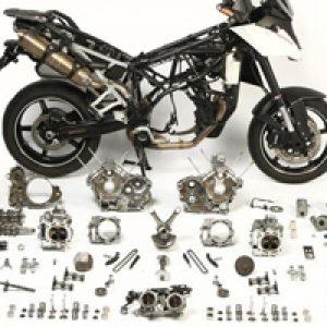 Onderdelen Motoren