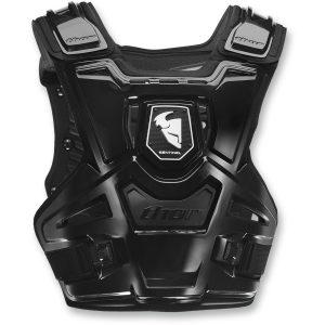 Thor Sentinel CE Roost Deflectors Black