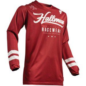 Thor Hallman Hopetown Brick Jersey