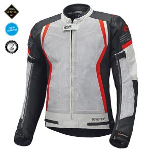 Held Aerosec GTX Top Touring jacket Grijs Rood