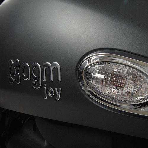 AGM Joy detail 2