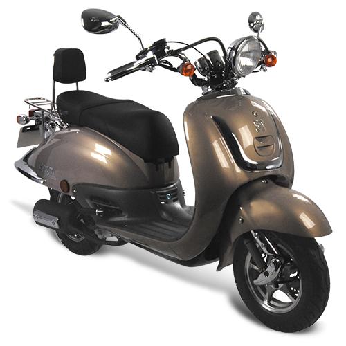 AGM Retro Euro4 scooter