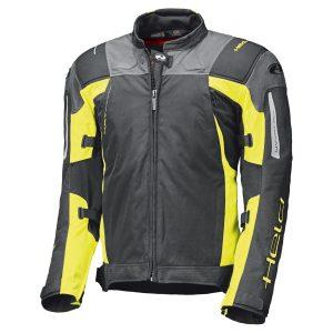 Held Antaris Sport Jacket Grijs Fluoricerend Geel