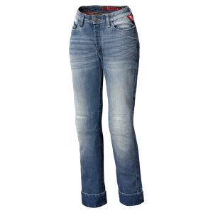 Held Crackerjane II Ladies Biker jeans Blauw