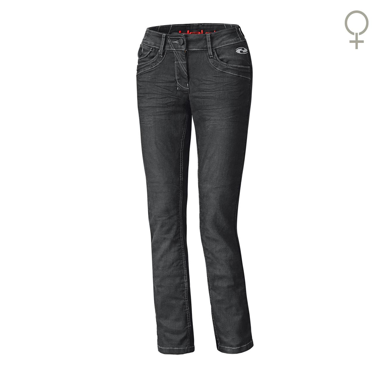 Held Crane Stretch Jeans Dames Zwart