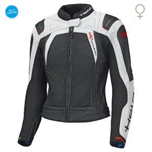 Held Hashiro II Sport jacket Ladies Zwart/Wit