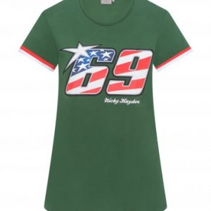Nicky Hayden 69 T-shirt Women
