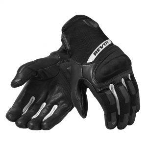 Rev'it Handschoenen Striker 3 Zwart/Wit