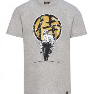 T-shirt Dani Pedrosa - Gold Sun