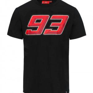 T-shirt Marc Marquez 93 Fluo