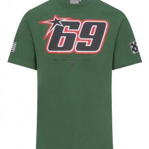 Nicky Hayden 69 Green T-shirt