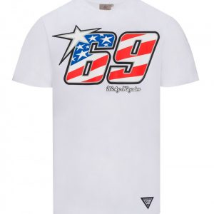 T-shirt Nicky Hayden - 69 - White