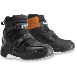 Thor Blitz LS Black Boots