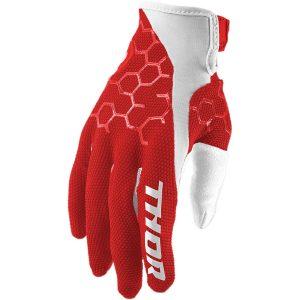 Thor Draft Red/White Glove