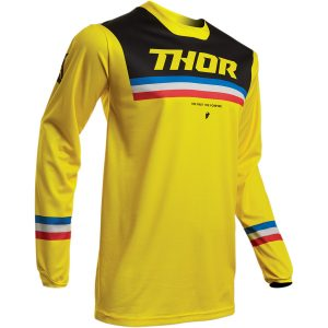 Pulse Pinner Yellow Jersey