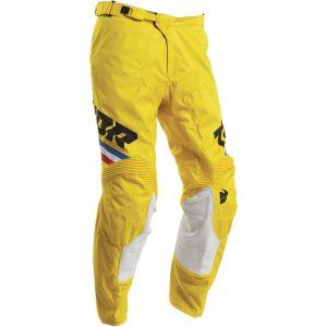 Thor Pulse Pinner Yellow Pants