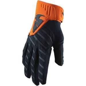 Thor Rebound Midnight/Orange Gloves