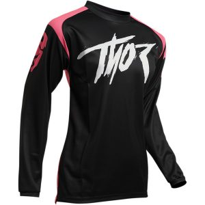 Thor Women's Sector Link Pink Jersey
