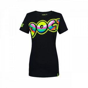 VR46 Rossi Doc T-shirt Women