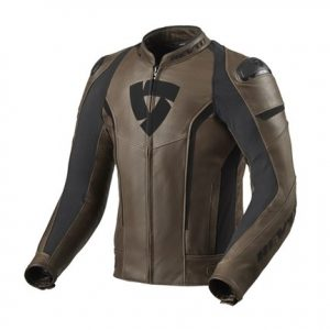 productfoto van Rev'it Jacket Glide Vintage Bruin Front
