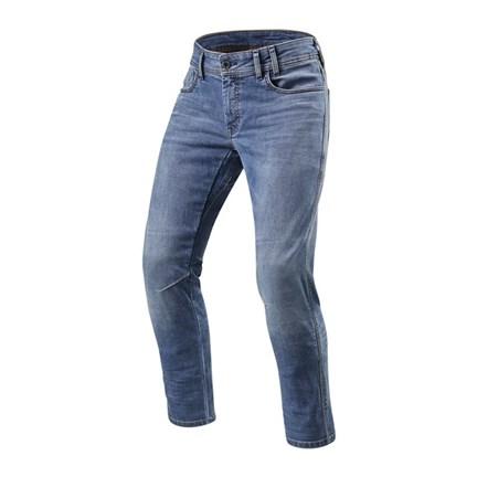 product foto van de Rev'it Jeans Detroit classic blauw