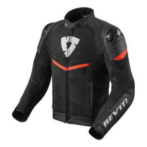 Productfoto Rev'it jacket Mantis voorkant rood