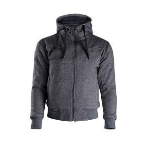 Claw mortal hoodie zwart